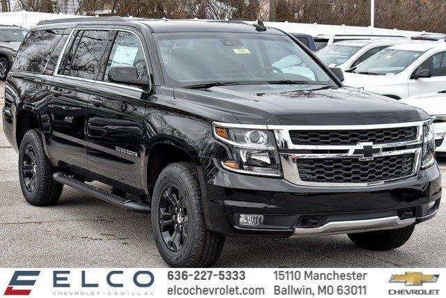 83 A 2019 Chevy Suburban Z71 Review And Release Date
