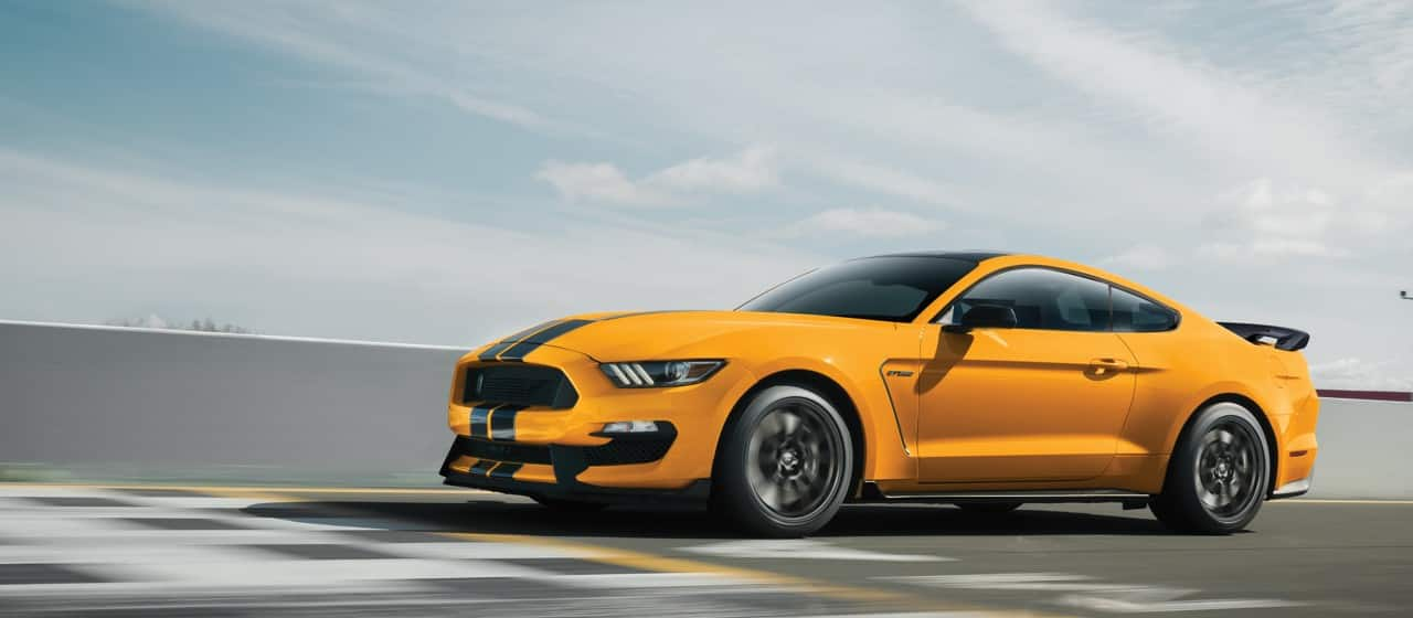 83 A 2019 Ford GT350 Engine