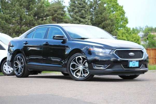 83 A 2019 Ford Taurus Sho Ratings
