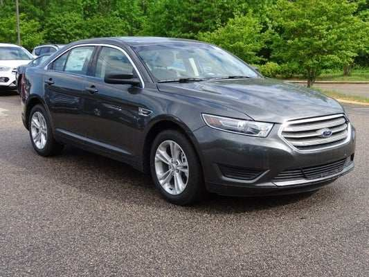 83 A 2019 Ford Taurus Specs And Review