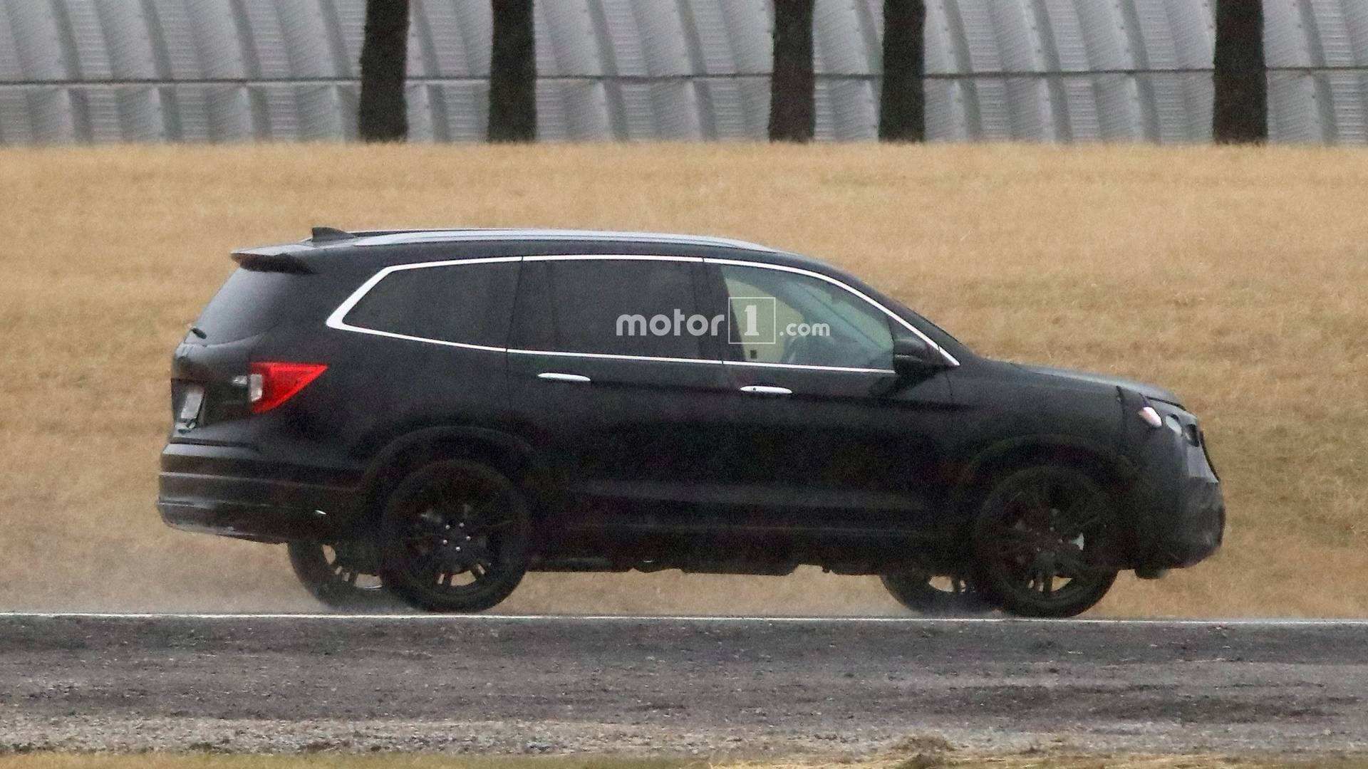 83 A 2019 Honda Pilot Spy Rumors