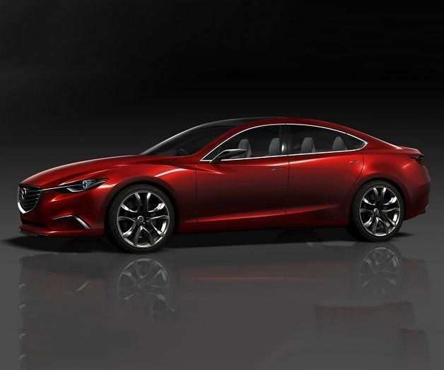 83 A 2019 Mazda 6 Coupe Configurations
