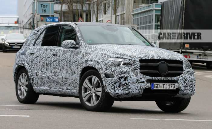 83 A 2019 Mercedes ML Class 400 Performance And New Engine