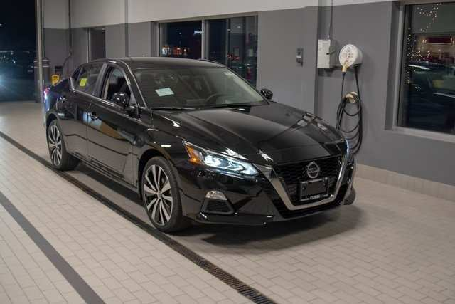 83 A 2019 Nissan Altima Black Redesign And Review