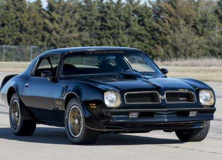 83 A 2019 Pontiac Firebird Trans Am First Drive