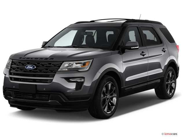 83 A 2019 The Ford Explorer New Concept
