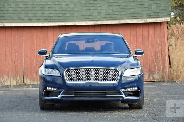 83 A 2019 The Lincoln Continental Specs