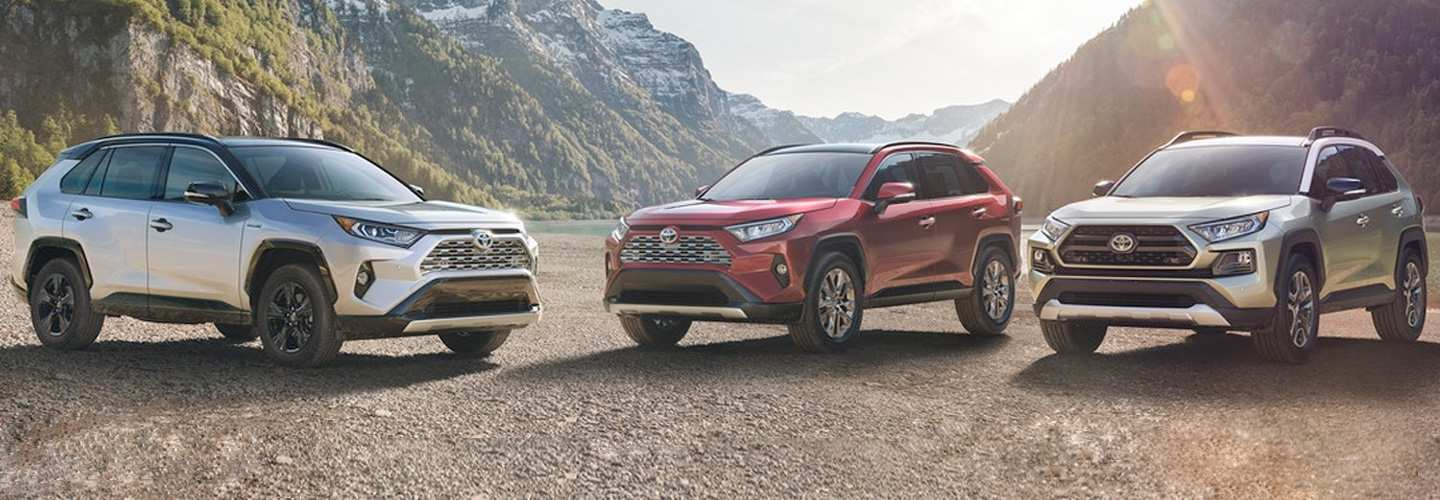 83 A 2019 Toyota Lineup Prices