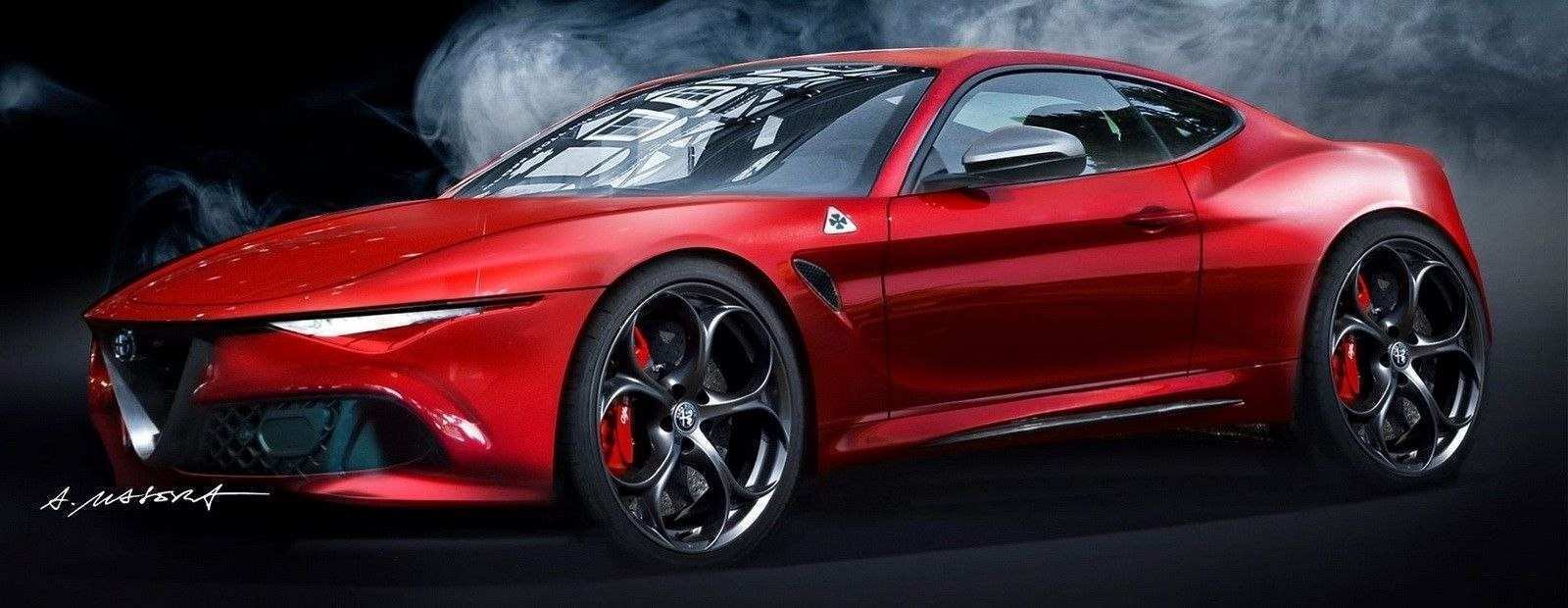 83 A 2020 Alfa Romeo Duetto Price Design And Review