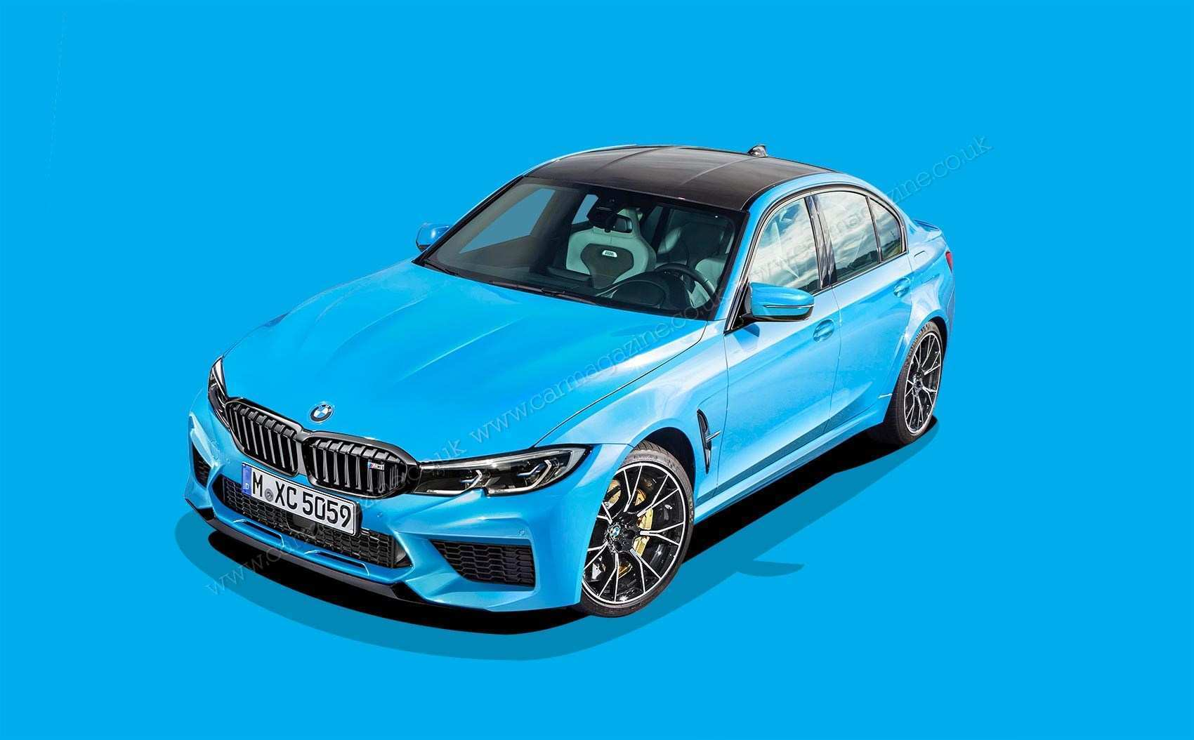 83 A 2020 BMW M3 Concept And Review