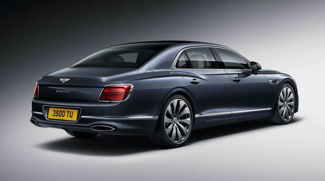 83 A 2020 Bentley Flying Spur Picture
