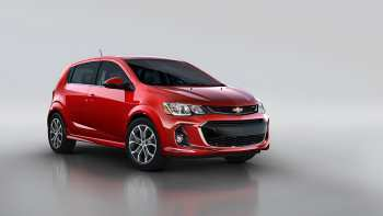 83 A 2020 Chevy Sonic Release