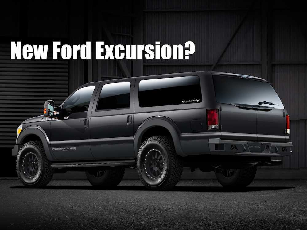 83 A 2020 Ford Excursion Diesel Images