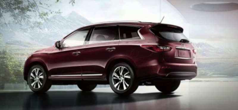 83 A 2020 Infiniti Qx60 Price And Release Date