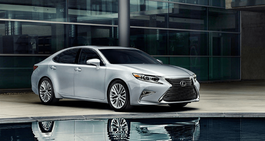 83 A 2020 Lexus ES Performance And New Engine