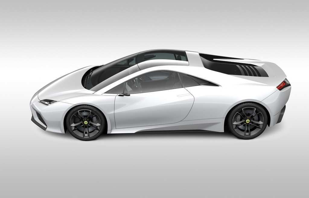 83 A 2020 Lotus Esprit Pictures