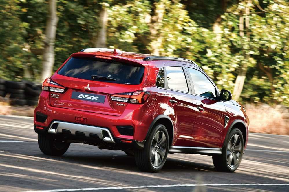 83 A 2020 Mitsubishi Asx Review And Release Date