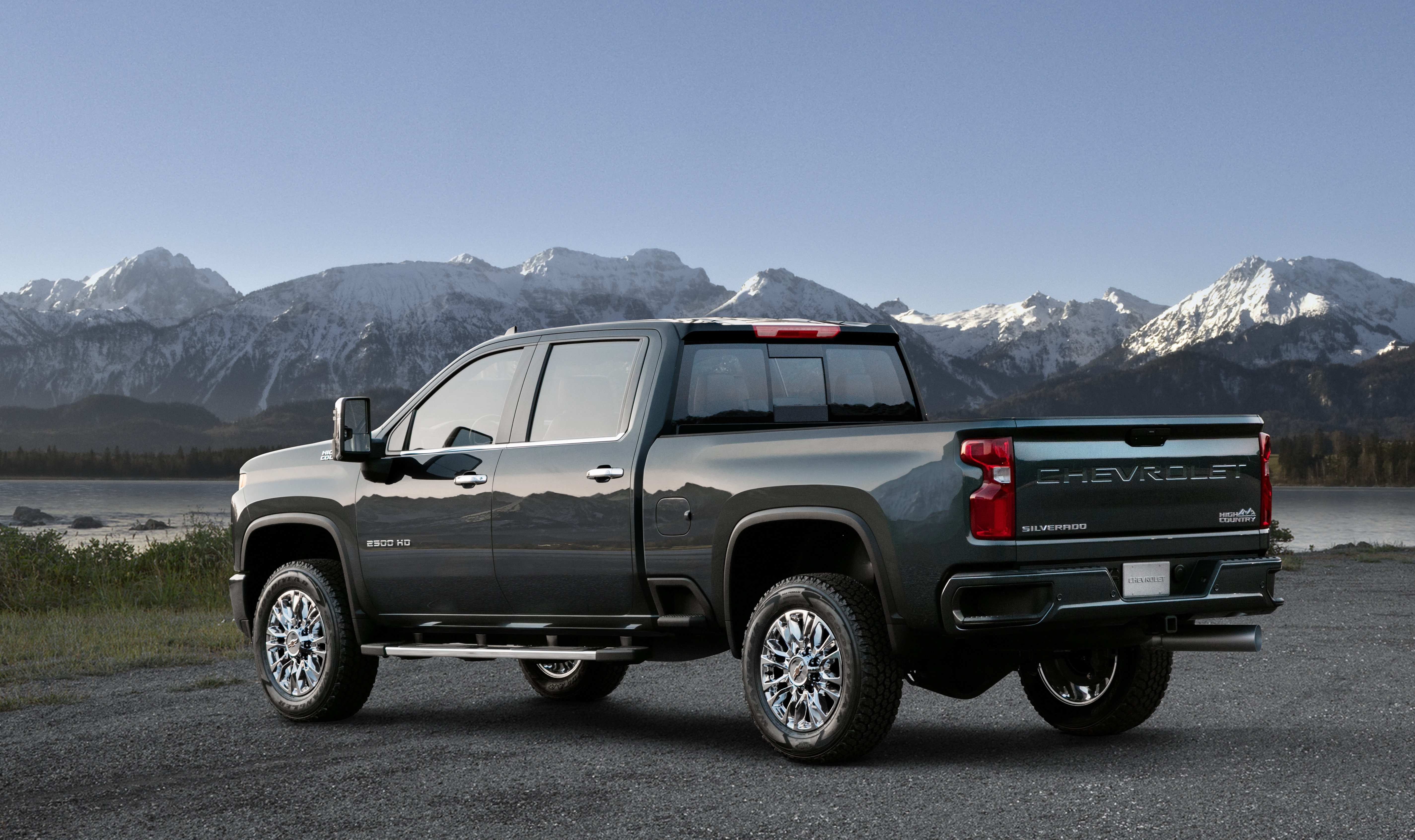 83 A 2020 Silverado 1500 2500 Hd Redesign And Review