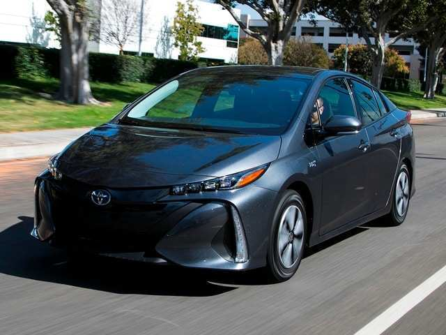83 A 2020 Toyota Prius Redesign