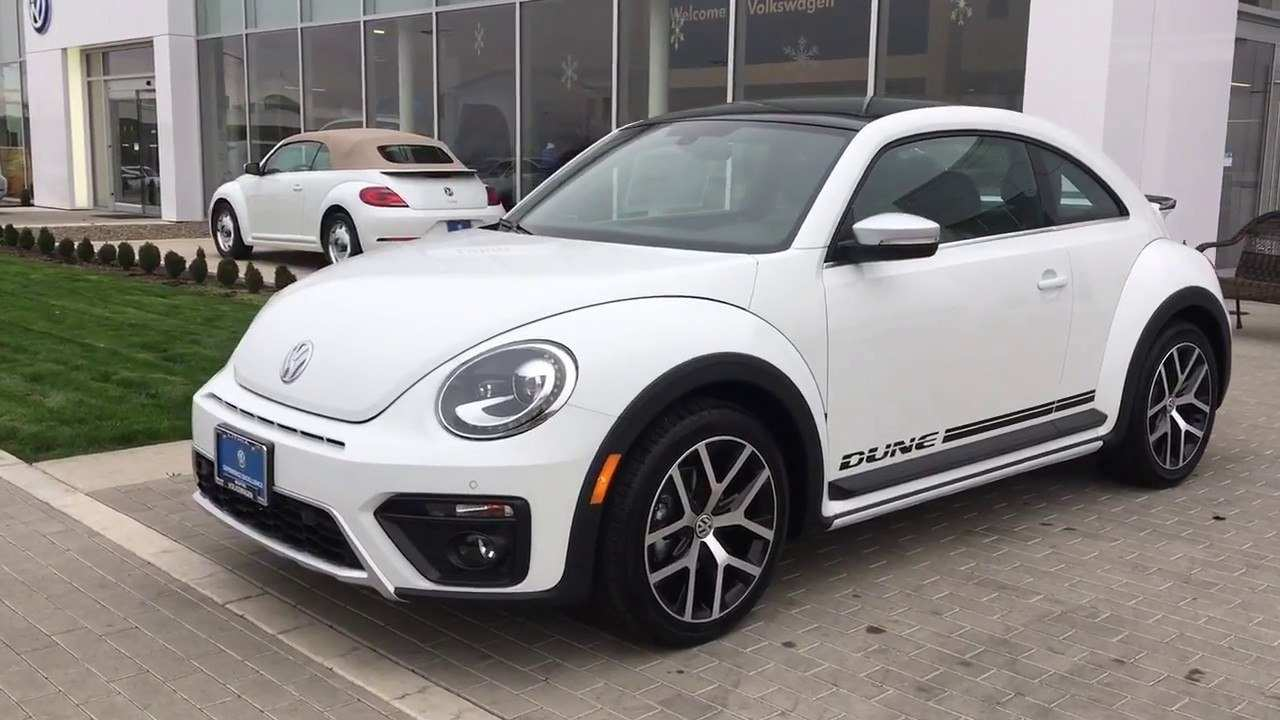 83 A 2020 Vw Beetle Dune Performance And New Engine