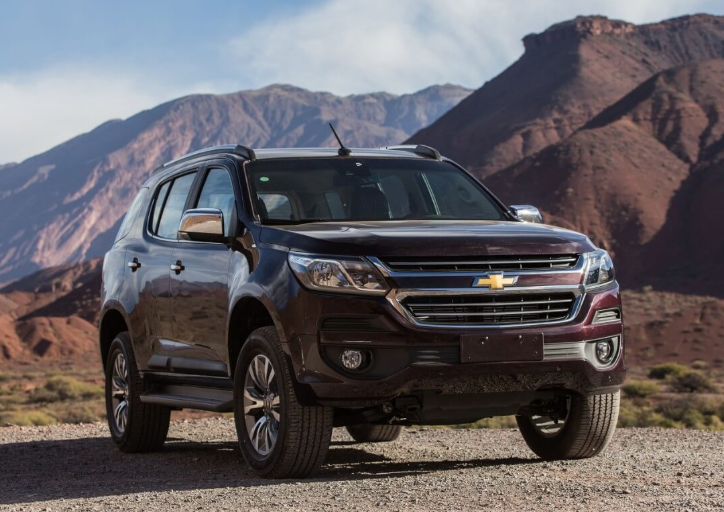 83 A Chevrolet Trailblazer 2020 Interior Redesign And Review