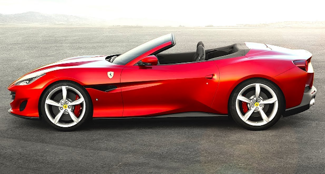 83 A Ferrari California T 2020 Pictures