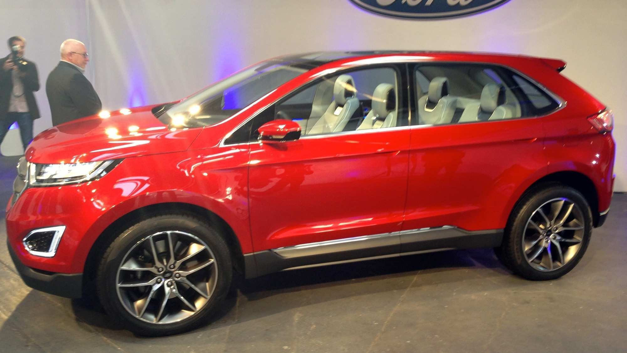 83 A Ford Edge New Design Reviews