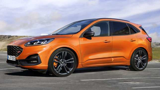 83 A Ford New Kuga 2020 Picture