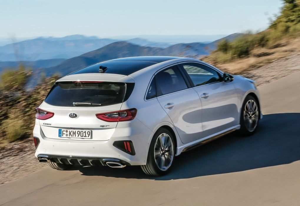83 A Kia Ceed Gt 2019 Concept And Review
