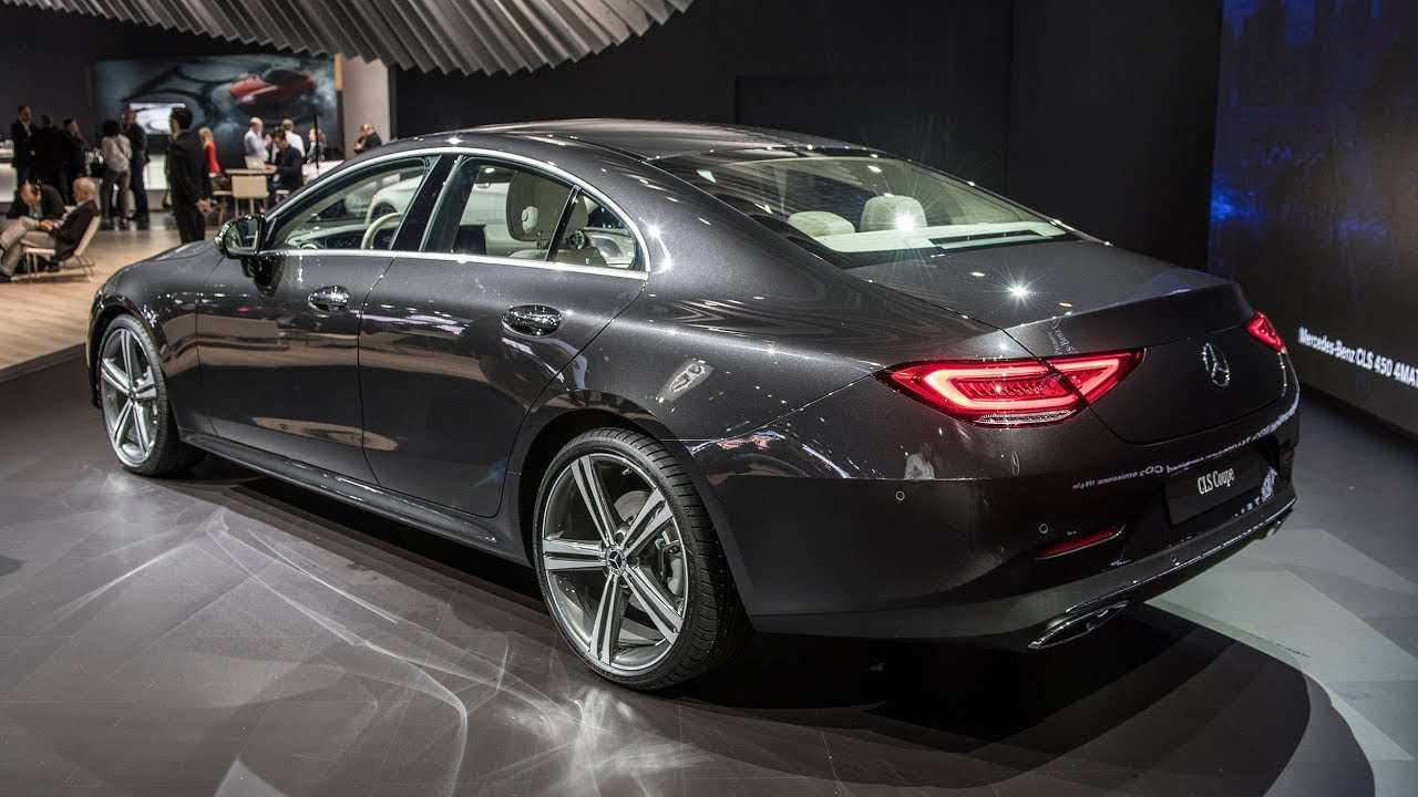 83 A Mercedes 2019 Cls Review And Release Date