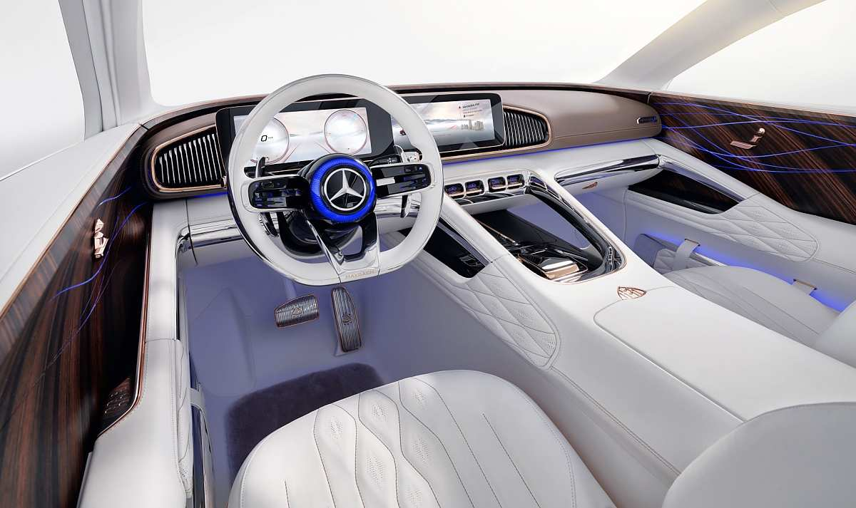 83 A Mercedes Maybach Suv 2019 Release