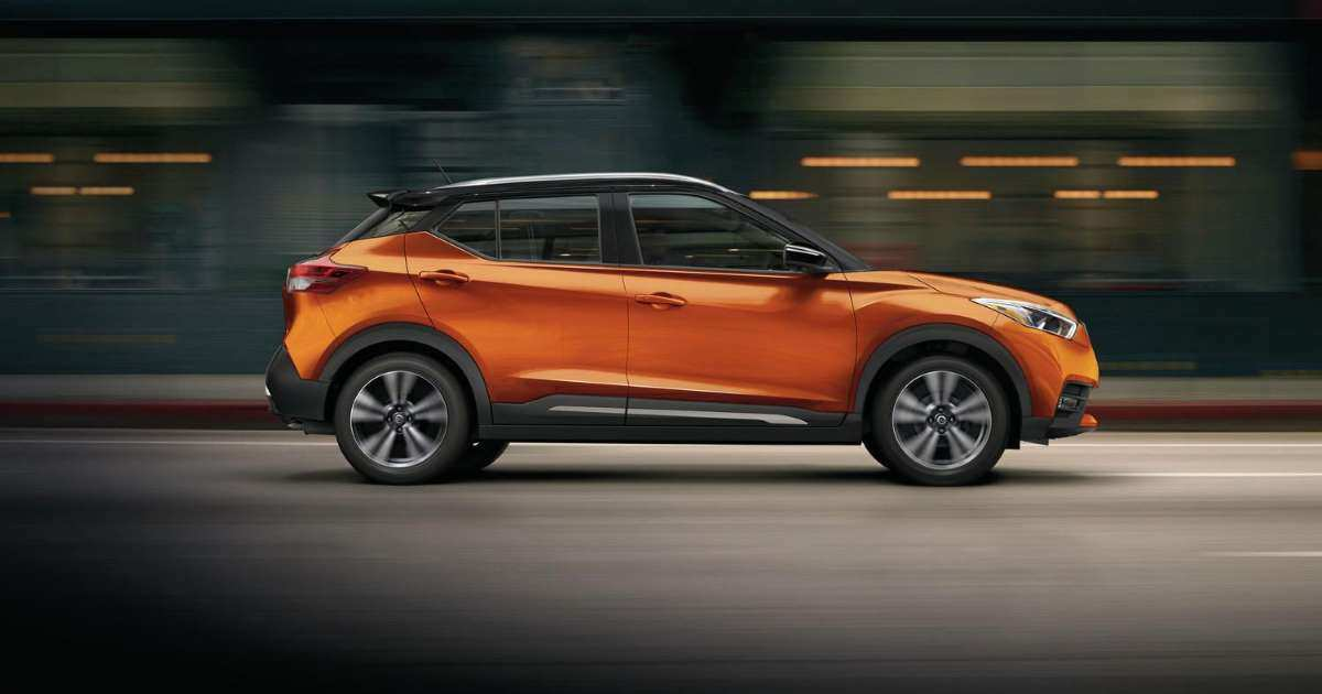 83 A Nissan Kicks 2019 Mexico Review and Release date
