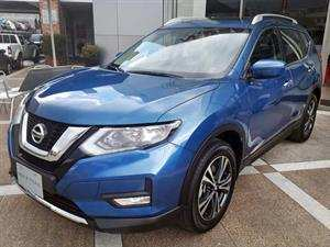 83 A Nissan X Trail 2020 Colombia New Review