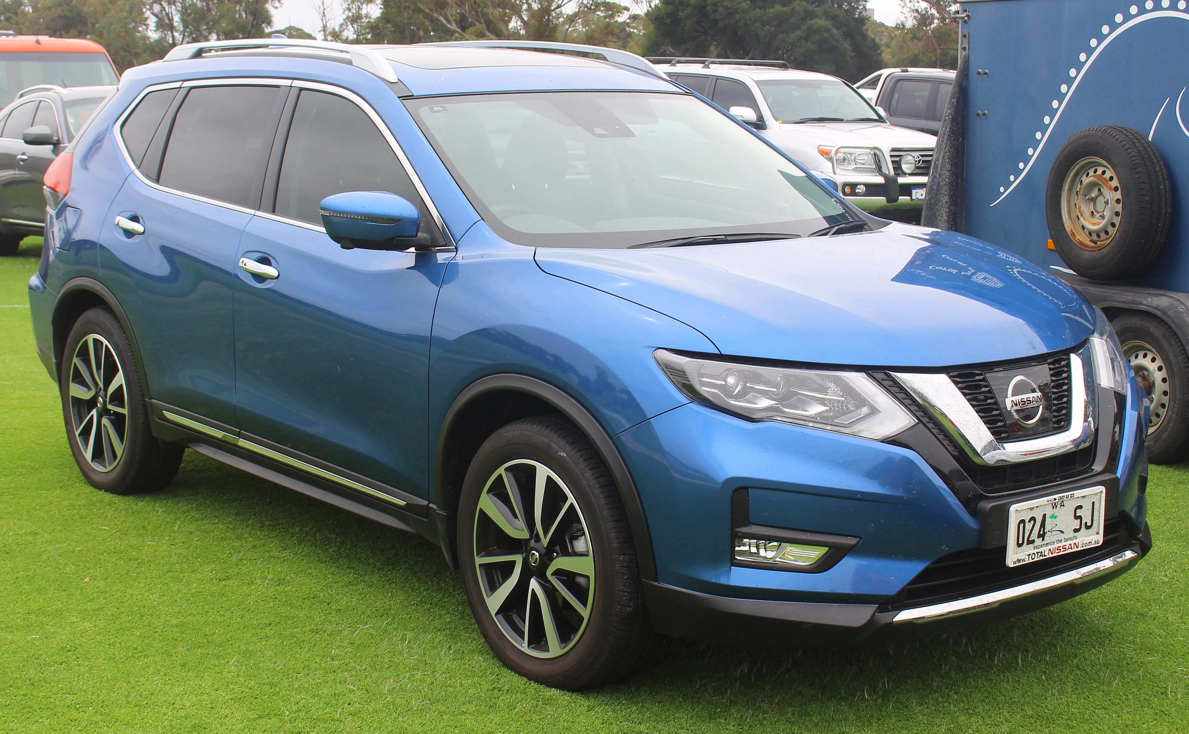 83 A Nissan X Trail 2020 Mexico Style