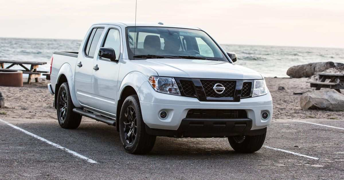 83 A Pictures Of 2020 Nissan Frontier Price And Release Date