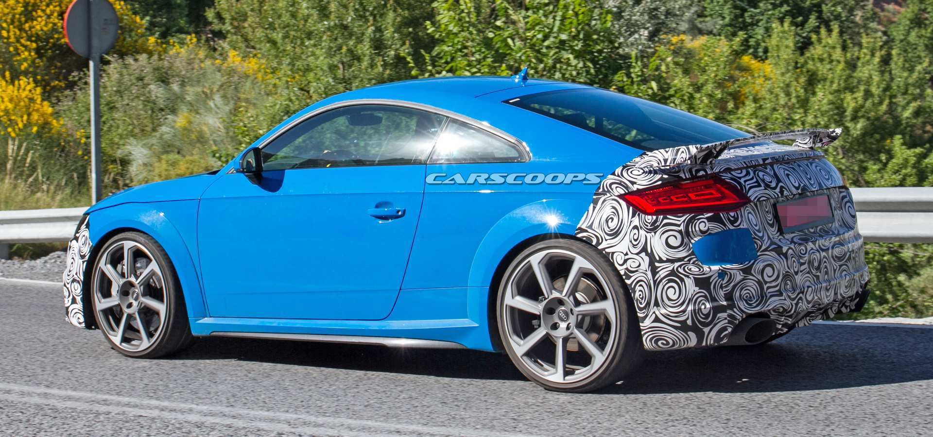 83 All New 2019 Audi Tt Rs Concept