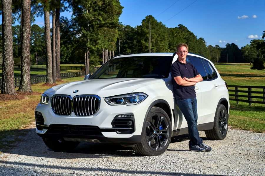 83 All New 2019 BMW X5 Research New