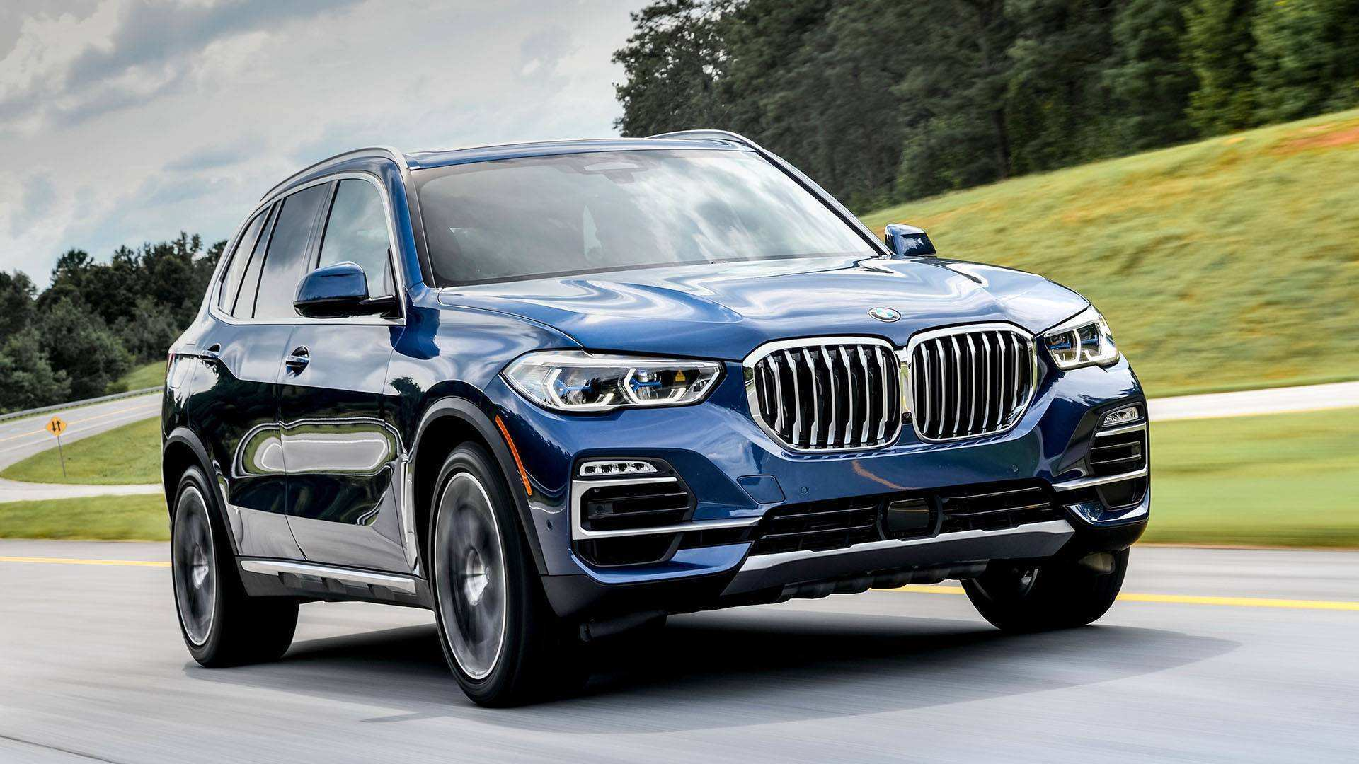 83 All New 2019 BMW X5 Specs