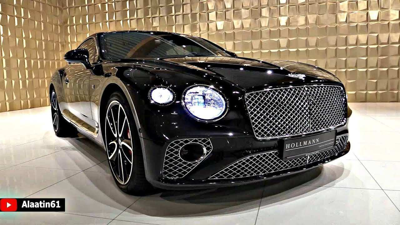83 All New 2019 Bentley Continental GT Rumors