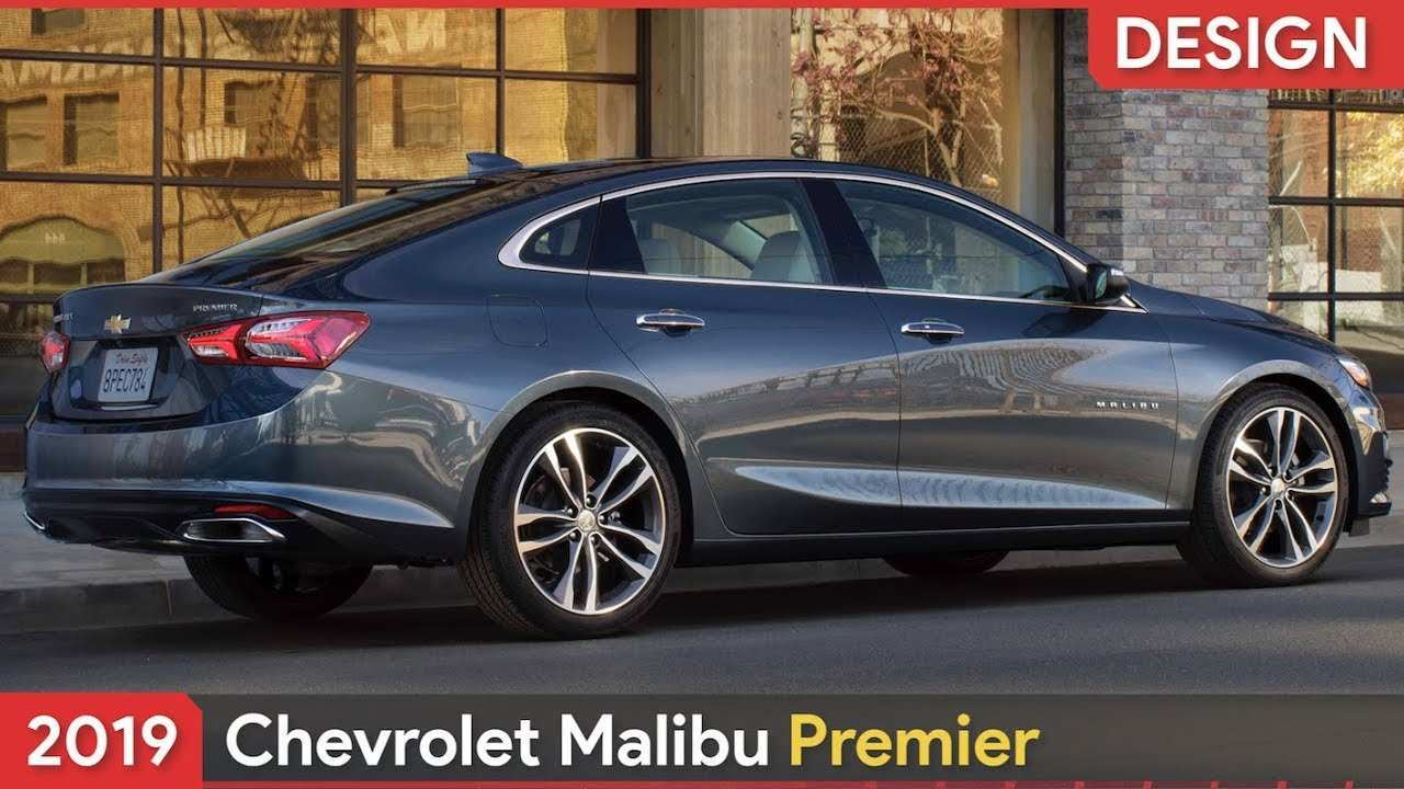 83 All New 2019 Chevrolet Malibu Concept