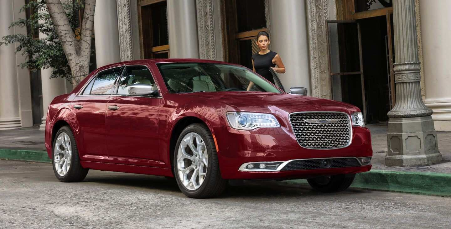 83 All New 2019 Chrysler 300 Concept