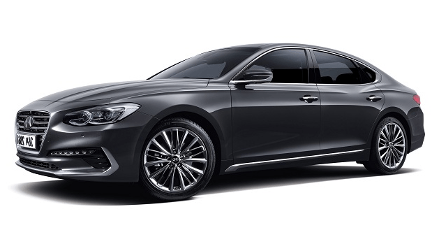 83 All New 2019 Hyundai Azera Exterior And Interior