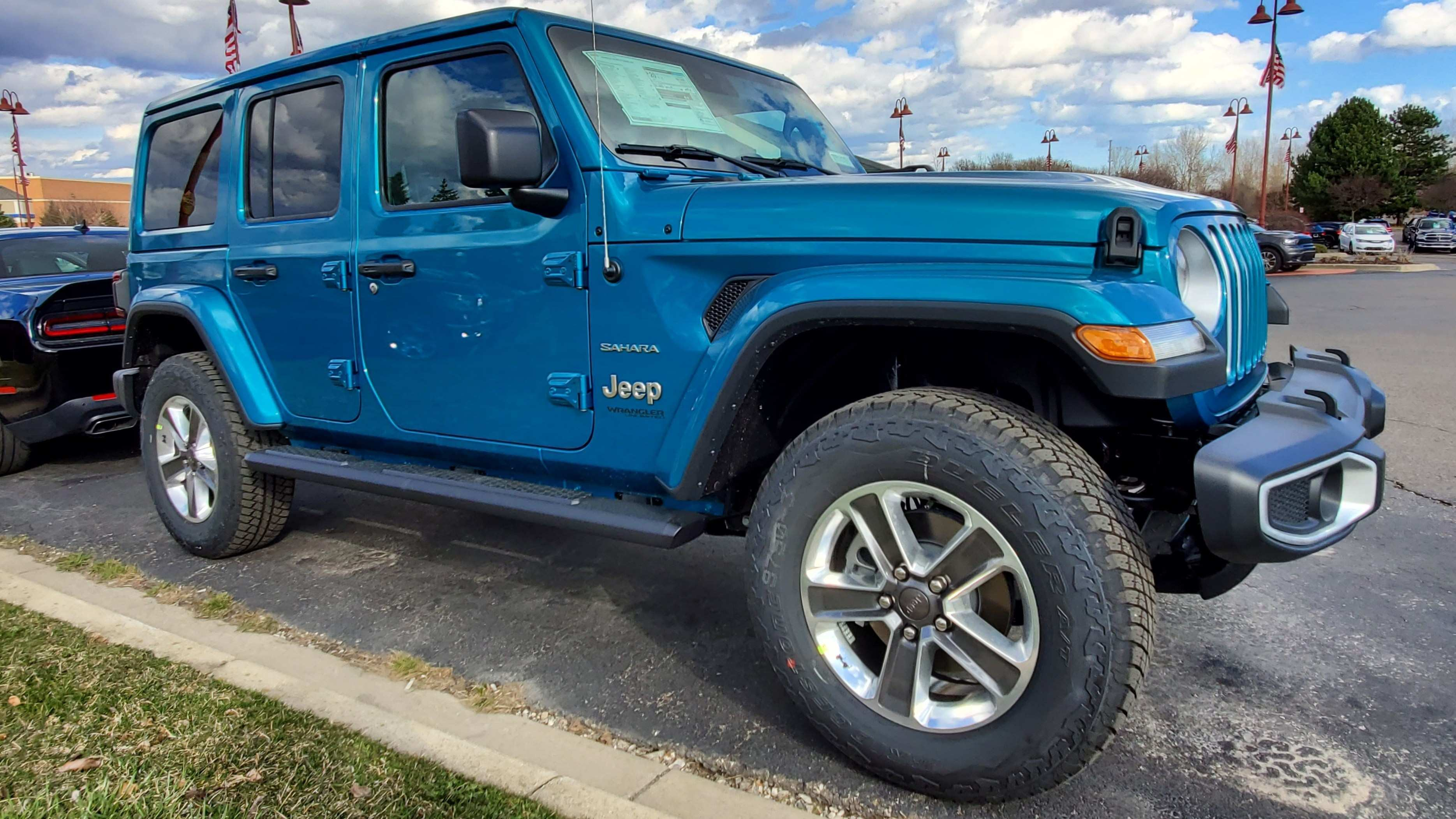 83 All New 2019 Jeep Jl Colors History