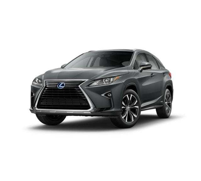 83 All New 2019 Lexus RX 450h Performance And New Engine