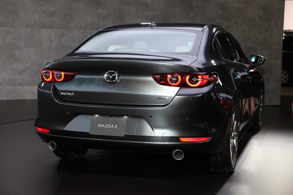 83 All New 2019 Mazda 3 Release Date And Concept