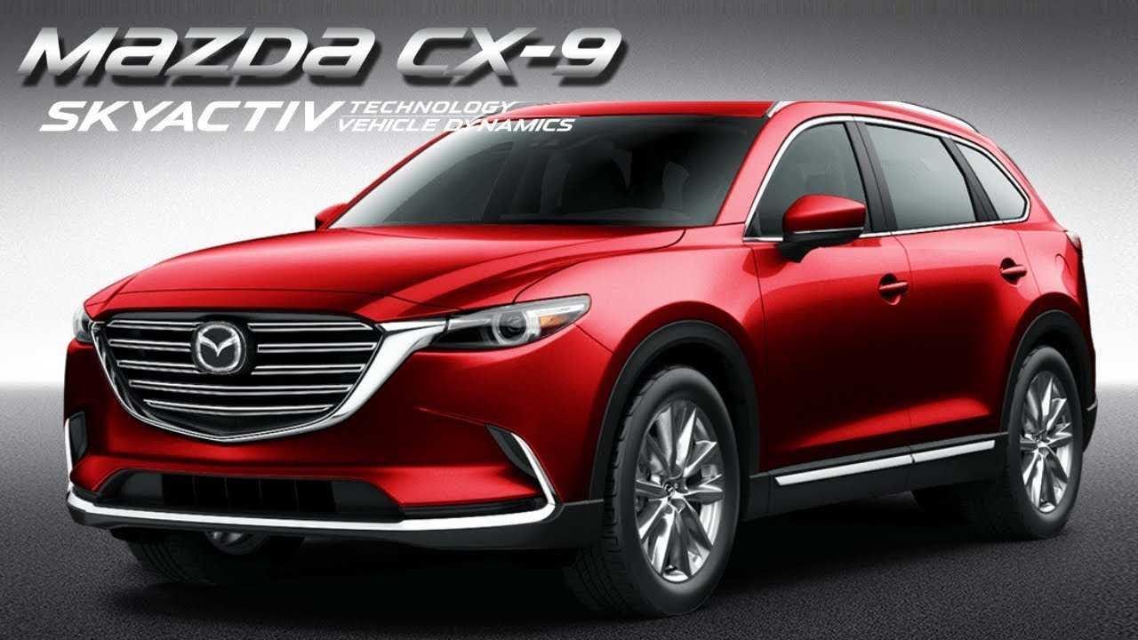 83 All New 2019 Mazda Cx 9 Rumors Reviews