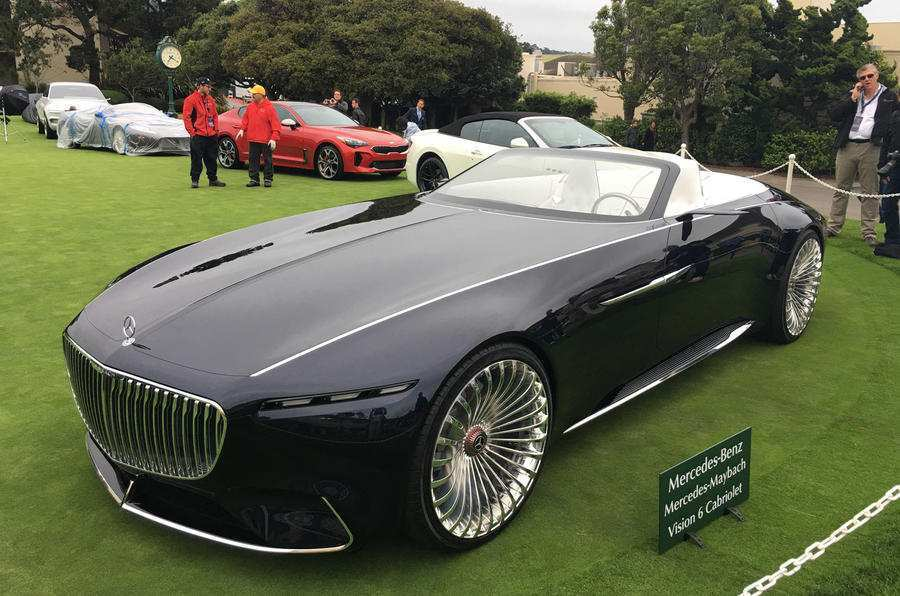 83 All New 2019 Mercedes Maybach 6 Cabriolet Price Engine