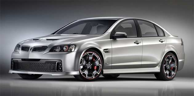 83 All New 2019 Pontiac G8 Gt Redesign And Concept