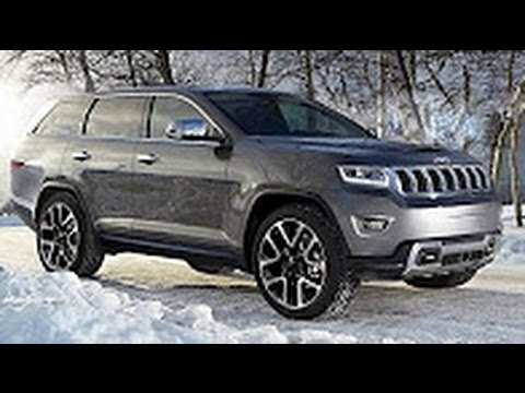 83 All New 2019 The Jeep Grand Wagoneer Price And Release Date