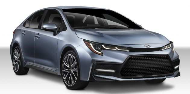 83 All New 2019 Toyota Altis Engine